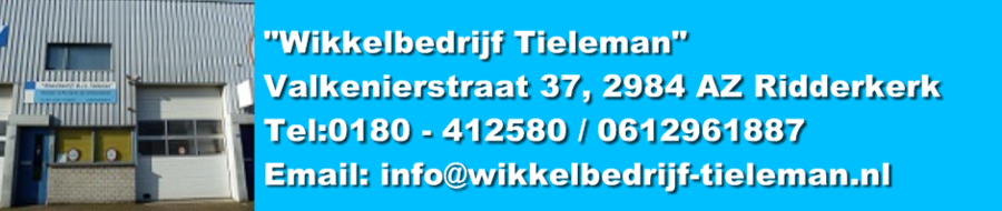 Dynamo revisie bij Wikkelbedrijf Tieleman